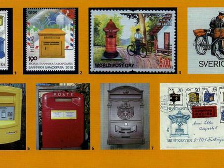 La cassetta della posta, fra storia e futuro