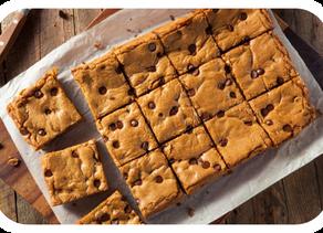 Chocolate Chip Cookie Brownies!