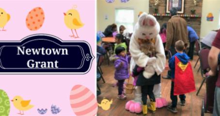 Newtown Grant Easter Egg Hunt 2020