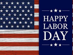 Happy Labor Day 2021