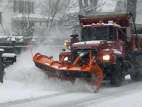 Newtown Township Snow Removal Policy
