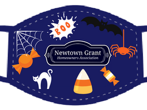Newtown Grant Halloween Virtual Walk/Run 5K