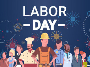 Happy Labor Day 2020!