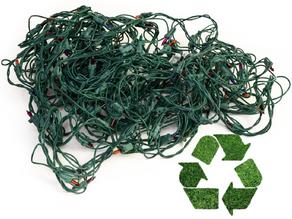 Green Corner: Holiday String Light Recycling