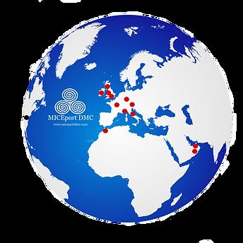 MICEport DMC Locations