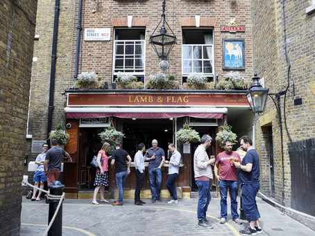 London - Pubs With History