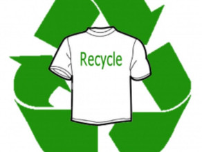 Green Corner Recycling Options for Used Textiles and Holiday Lights
