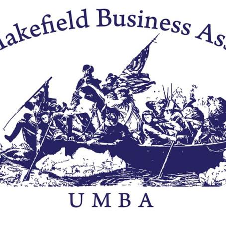New UMBA Executive Board