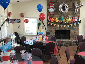 Club House Banquet Room Rental