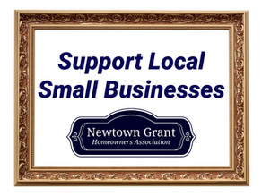 Local Business - May-June 2021 Newsletter Supporter