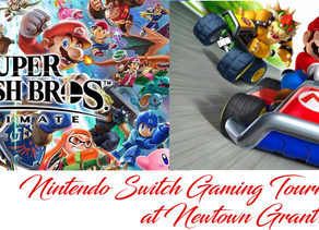 Nintendo Switch Gaming Tournament Night at Newtown Grant