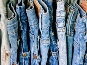 Green Corner: Recycle your Blue Jeans!