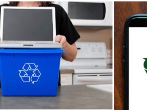 GREEN CORNER: RECYCLING OPTIONS FOR OLD TECH AND RECHARGEABLE BATTERIES