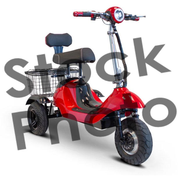 3-wheel scooter