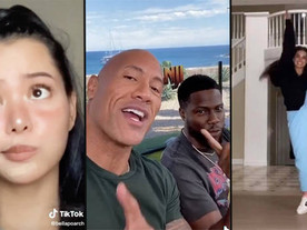 THE BEST BRAND USE OF INTERACTION VIDEO ON TIKTOK