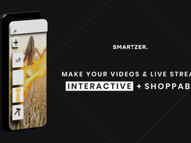 INTRODUCING SMARTZER'S BRAND NEW APP FOR VIDEO ON SHOPIFY
