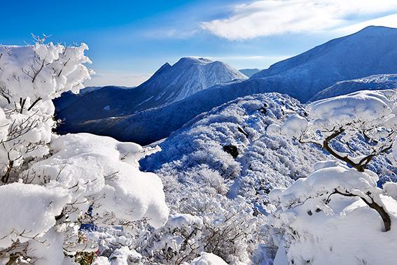 沓掛山からの眺望
