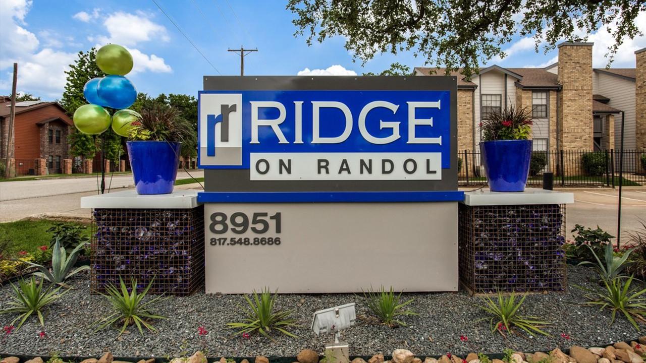 Ridge on Randol