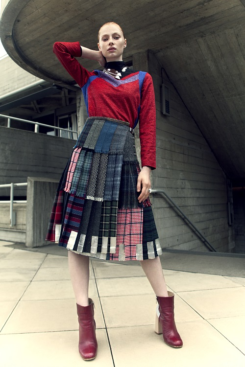 london fashion stylist