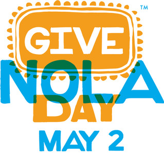 GiveNOLA Day is TOMORROW!!