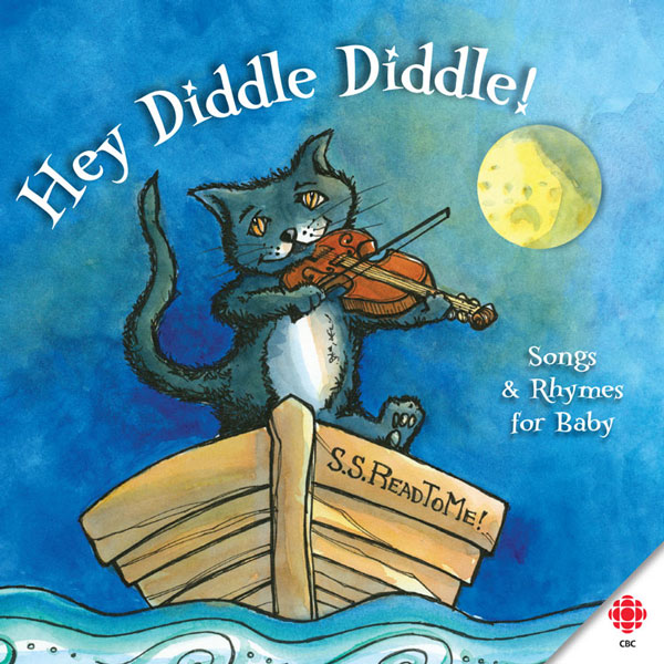 HeyDiddle cd cover