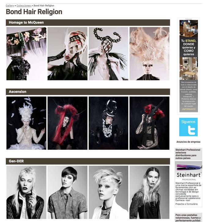 Bond on Gallery-hair.com