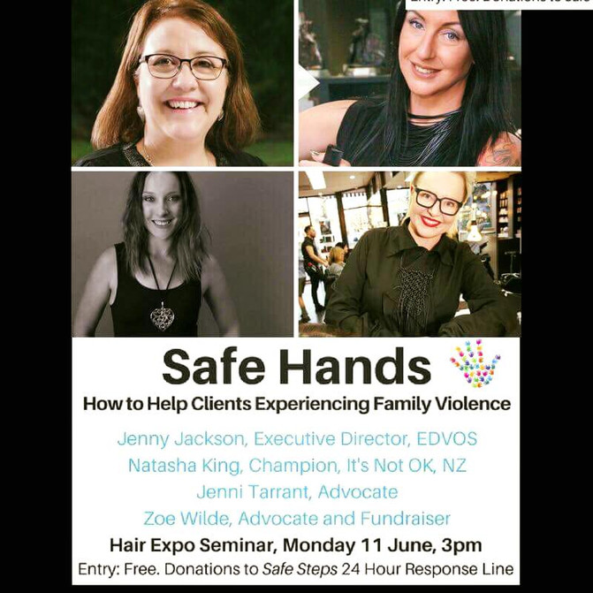 We all need Safe Hands