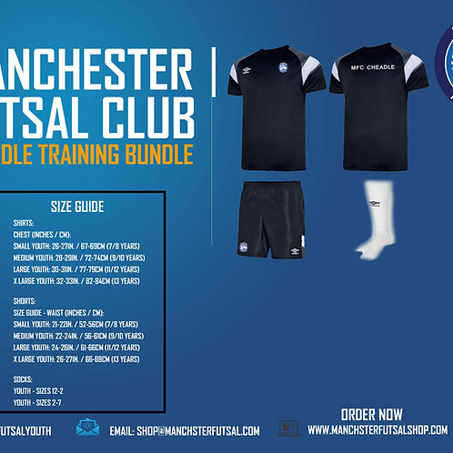 MFC Cheadle UMBRO ADULT Training Bundle