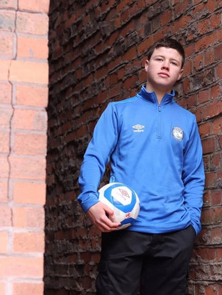 Leo Tanswell Age Joined:14 Honours: Senior Squad Appearance Age 16