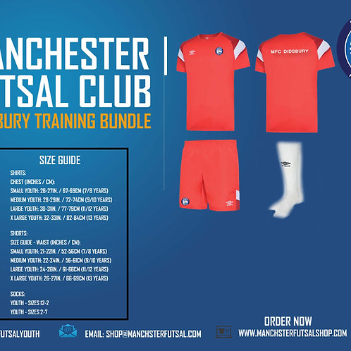 MFC Didsbury UMBRO ADULT Training Bundle