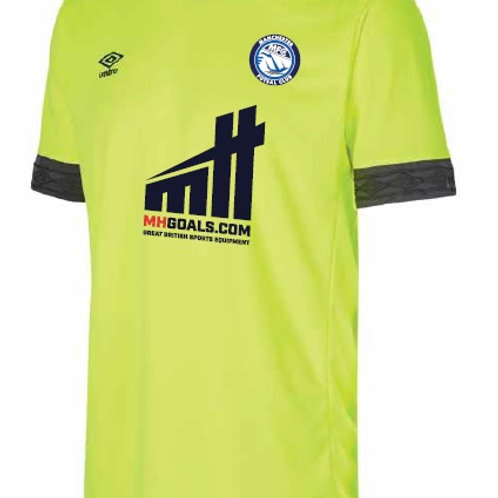 MANCHESTER FUTSAL CLUB 2020/21 3RD SHIRT - ADULT
