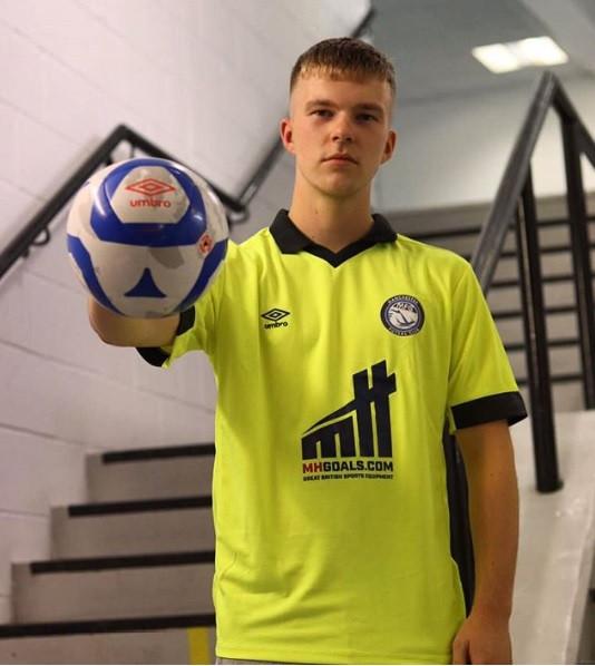 Jordan Edge Age Joined:15 Honours: Senior Squad Appearance Age 16 England Futsal Senior Team