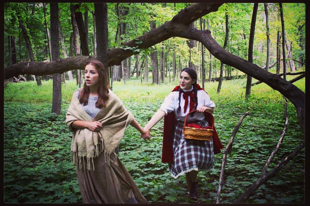 Into The Woods Promo