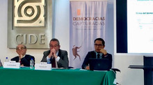 Fundación Vortex en Seminario Internacional de la Red por la Rendición de Cuentas, México.