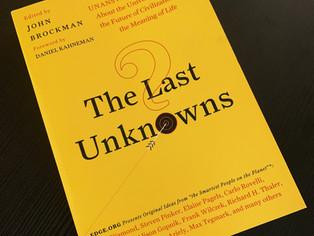 "Eduardo Salcedo-Albarán in ""The Last Unknowns"""