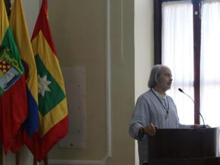 """""""(In-)Movilidad Social y Democracia"""": Luis Jorge Garay en Cartagena."""
