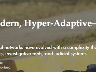 """Hyper-Modern, Hyper-Adaptive—and Deadly."" Eduardo Salcedo-Albarán for City Journal."