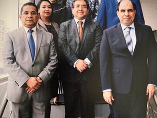 Fundación Vortex en el FRAN2019, Lima, Perú.