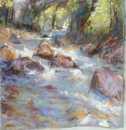 Ecoutons le ruisseau