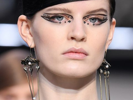 Best Makeup Looks from the SS21 Runway