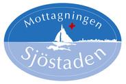 Sign - Mottagninginen Sjöstaden - Concept, design and production designed by Jacqueline Asker