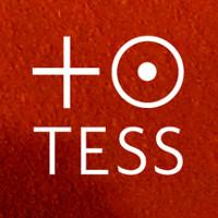 Logotype TESS designed by Jacquyeline Asker
