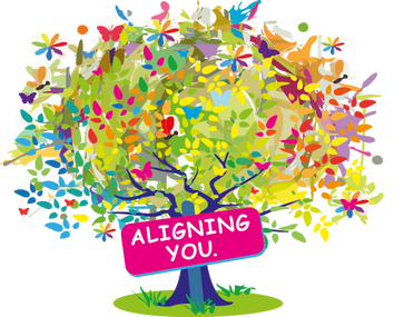 Conceptual Solution - Aligning You by Frances Broman