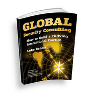 Design for cover to Security Management International