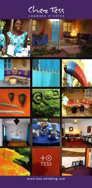 Conceptual Solution - Chez Tess designed by Jacqueline Asker