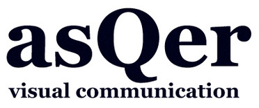 Logotype - asQer designed by Jacqueline Asker