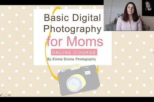 Photography Basics for Mums