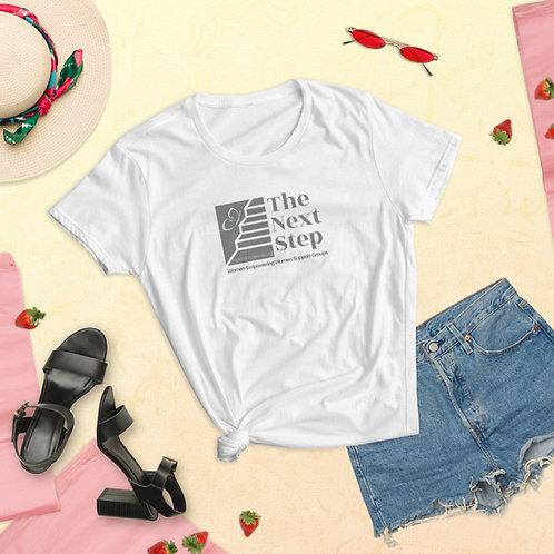 "Our Newest Design ""Next Step"" Shirt"