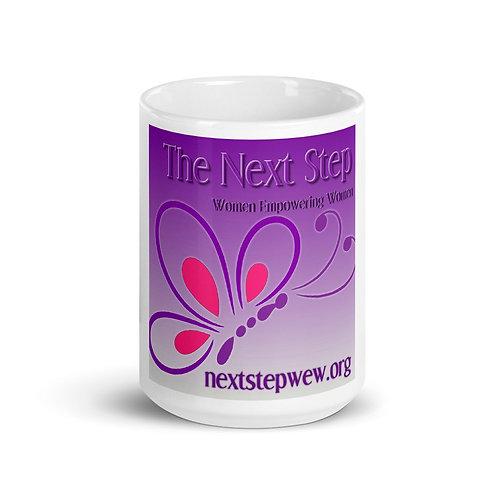 The Next Step Mug