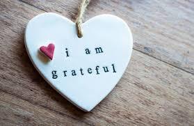 """Gratitude...How It Helps My Recovery"" by: Kimberly Sprintz"